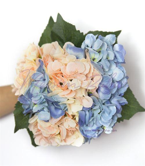 Gelin Çiçeği Mavi Ortanca