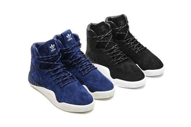 http://SneakersCartel.com adidas Tubular Instinct Launching in 'Black' and 'Blue' Suede #sneakers #shoes #kicks #jordan #lebron #nba #nike #adidas #reebok #airjordan #sneakerhead #fashion #sneakerscartel