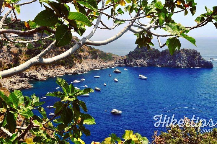 Lovely view on the Amalfi Coast🤗