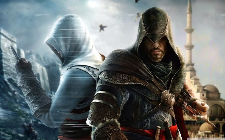 Download .torrent - Assassin's Creed Revelations - PC - http://www.torrentsbees.com/pl/pc/assassins-creed-revelations-pc-2.html