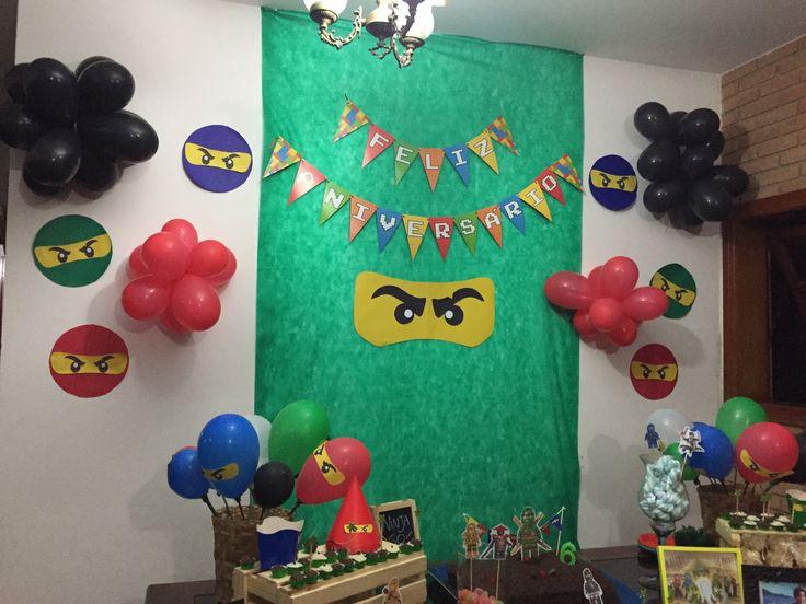Ninja Go - Party