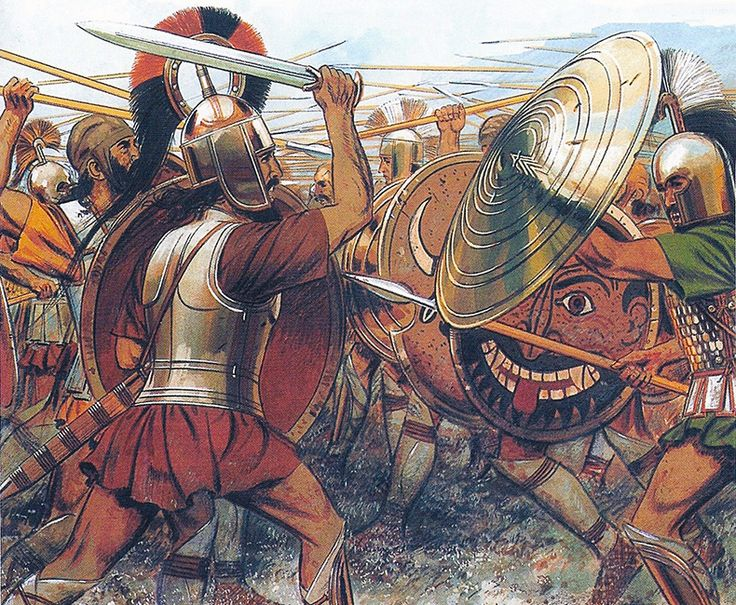 the mycenaean warfare essay Was there a trojan war the short answer is probably though for most of modern history, archeologists believed that the war.
