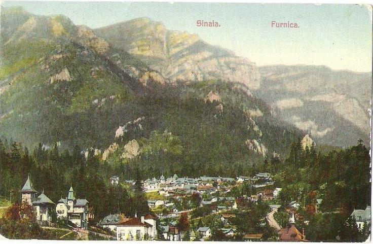 Sinaia-Furnica - interbelica