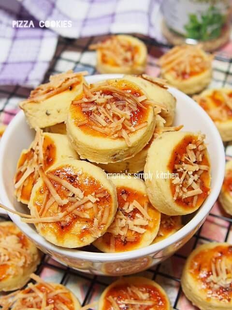 Monic S Simply Kitchen Kemasan Kue Kering Resep Biskuit Makanan