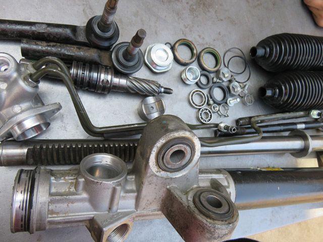 Cremallera  hidráulica Chevrolet Traverse www.timoneshidraulicos.com