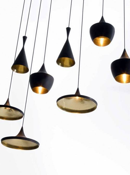 Suspensions design par Tom DIXON