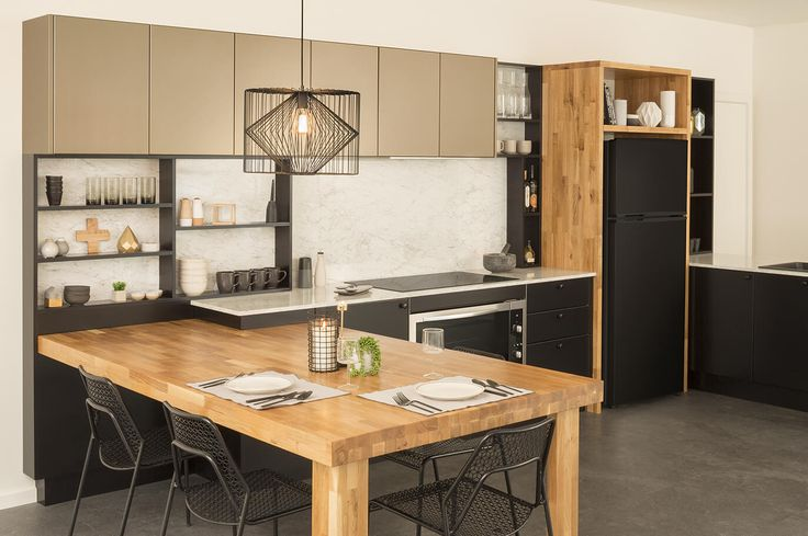 Our inspiration gallery is designed to inspire and give you ideas for your dream kitchen, come take a look at what kaboodle has to offer!