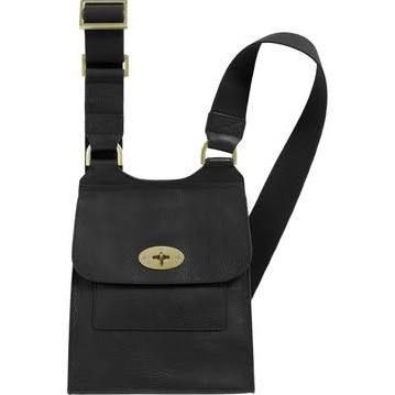 Mulberry Antony in Black Natural Leather £495