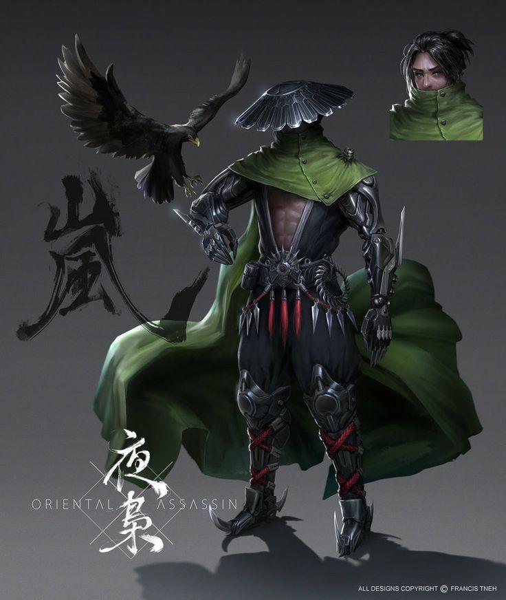 Oriental Assassin