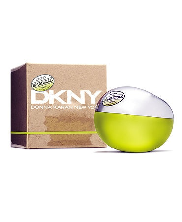 DKNY Be Delicious Eau de Parfum - also perfect for summer