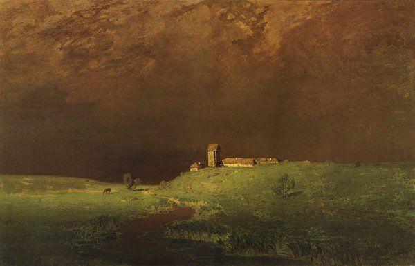 After the Rain 1879 | Arkhip Kuinji | oil painting #russianpaintings