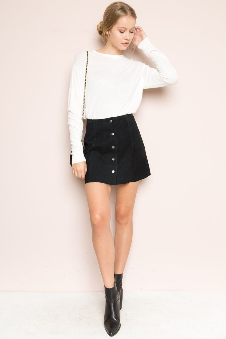 Brandy ♥ Melville | Sandy Knit - Tops - Clothing