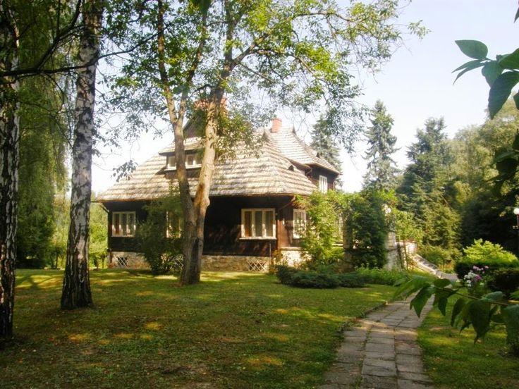 Dom Marii i Jerzego Kuncewiczów - Kazimierz Dolny (woj. lubelskie, pow. puławski, gm. Kazimierz Dolny)