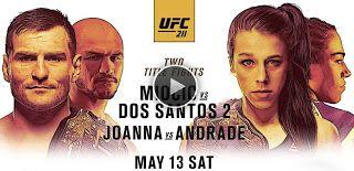 Live Stream Watch Online Games Free TV: Watch UFC 211 Miocic vs Dos Santos Live Stream