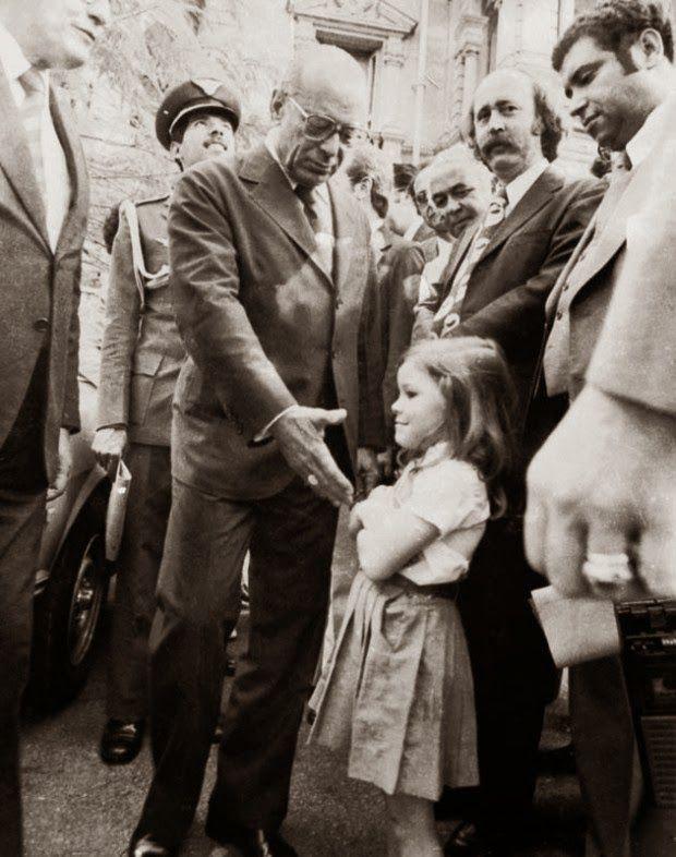 Militares desmoralizados: A história da garotinha que não cumprimentou o presidente Figueiredo | História Ilustrada