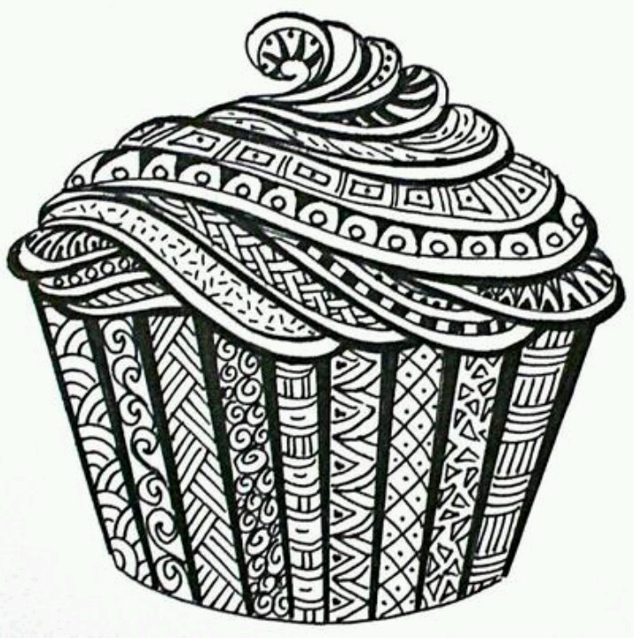 Cup cake :)