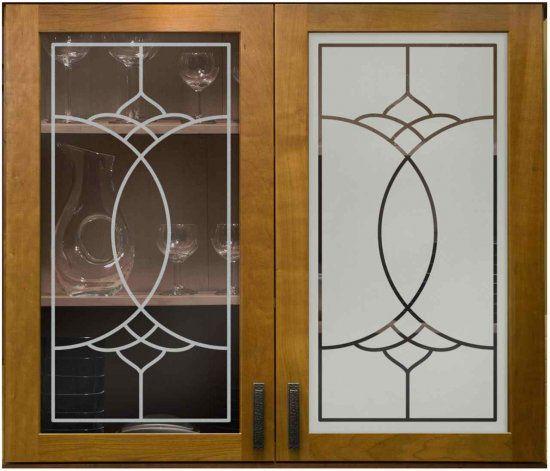 Beveled Glass Kitchen Cabinet Doors: 79 Best Leaded Glass Images On Pinterest
