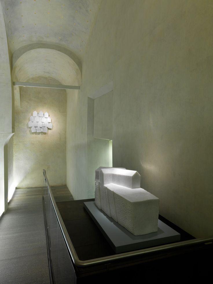 Graziano Pompili, Sotto il cielo e sopra la terra, Cattedrale di Reggio Emilia