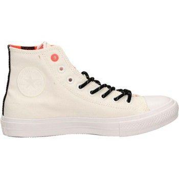 legendarische Converse ct as ii hi shield c heren sneakers (Wit)