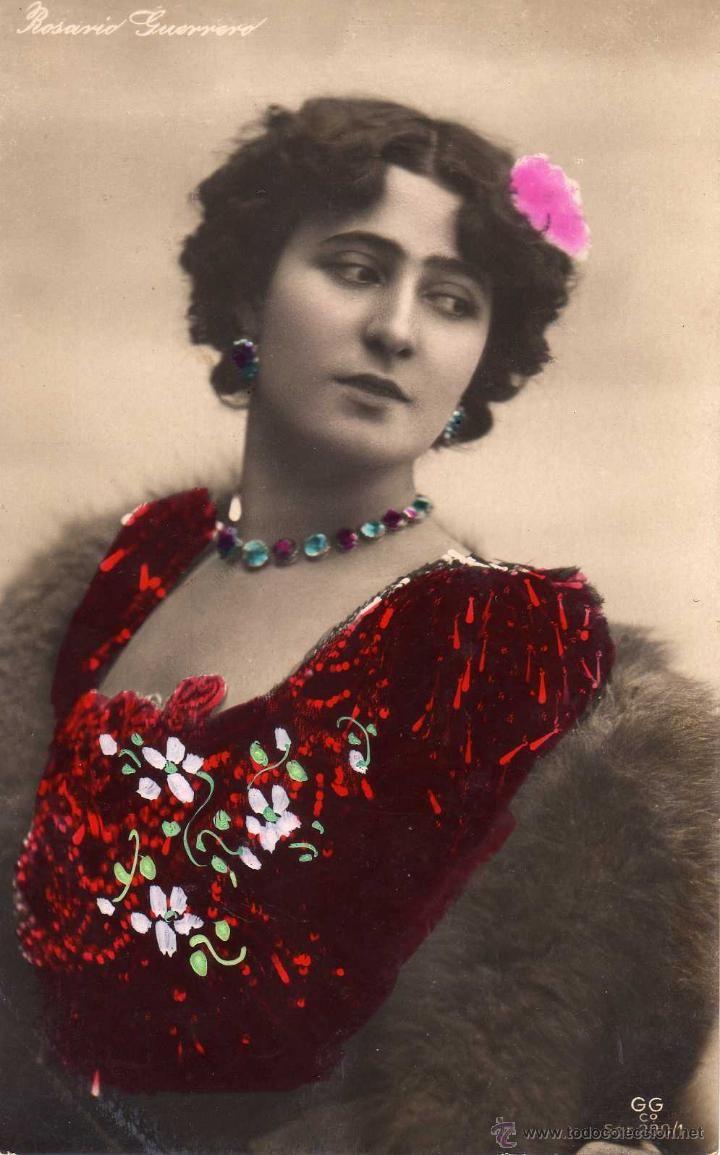 Rosario Guerrero.
