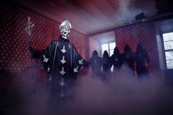 Forthcoming Ghost album in pursuit of better things