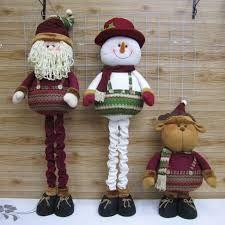 muñecos country de navidad patas largas - Buscar con Google