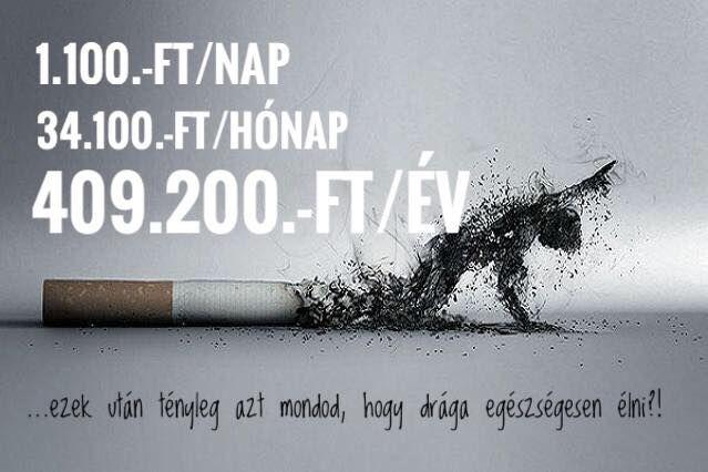 """A sokat hangoztatott: """"Drága egészségesen élni"""" :-) - Biztosan így van ez?  #OrganikusEnergia  #Finom #Egészség #Dohányzás #Drága #Biztos #Gyula"""