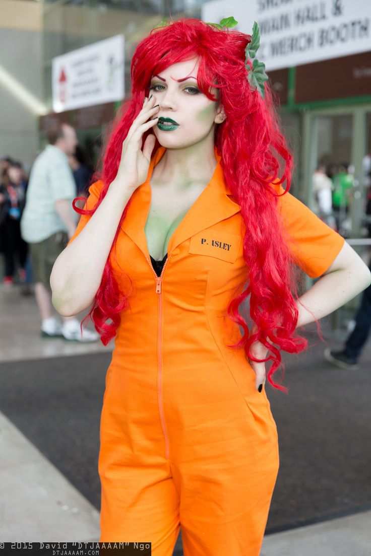 Poison Ivy | Emerald City Comicon 2015 #DTJAAAAM
