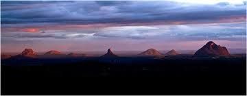 glasshouse mountains - Google Search