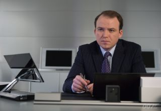 FOCUS OF THE WEEK: TANNER (RORY KINNEAR)