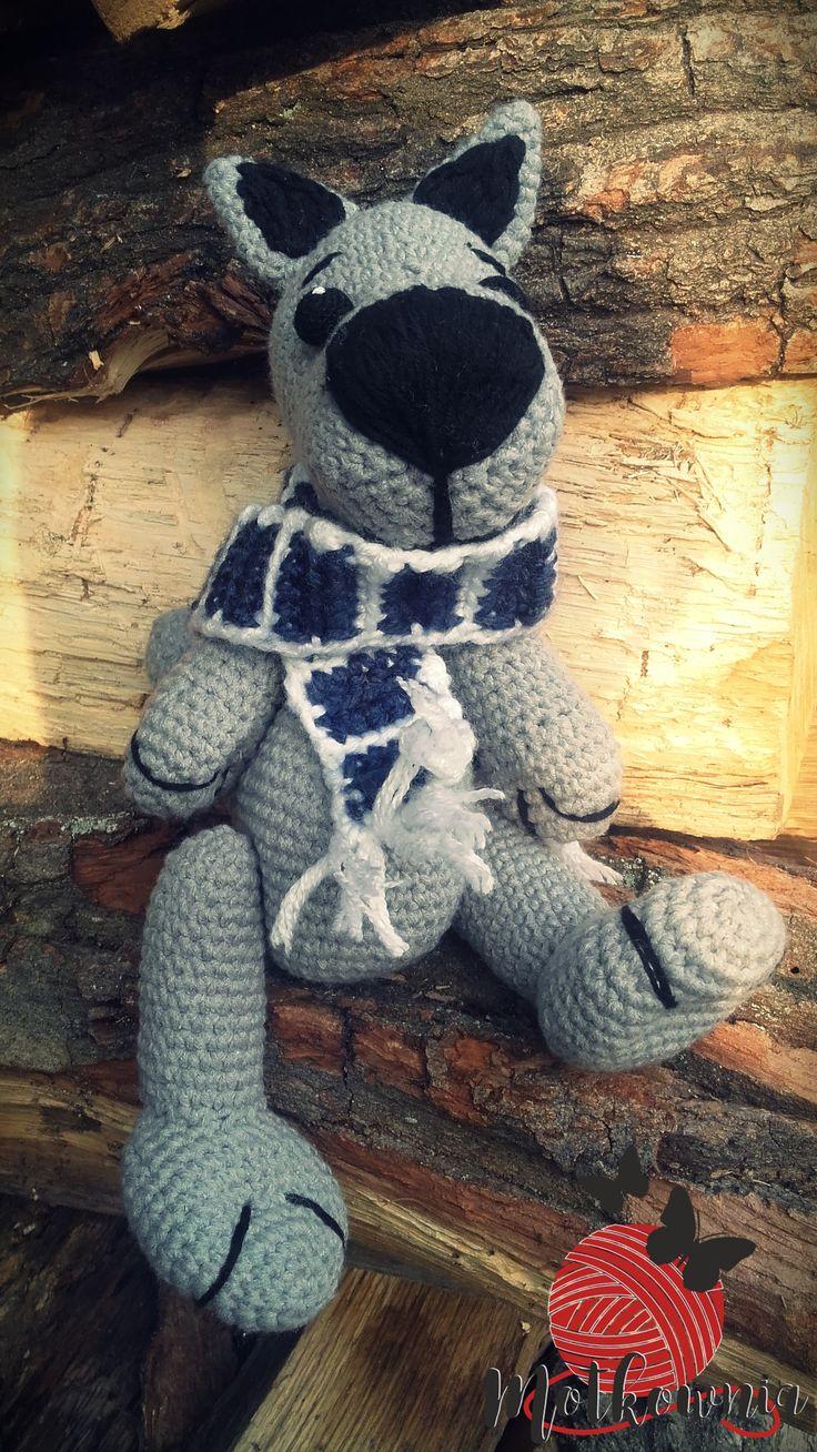 15 best Motkownia crochet images on Pinterest | Amigurumi patterns ...
