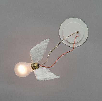Lucellino Wall Lamp  Ingo Maurer (German, born 1932)