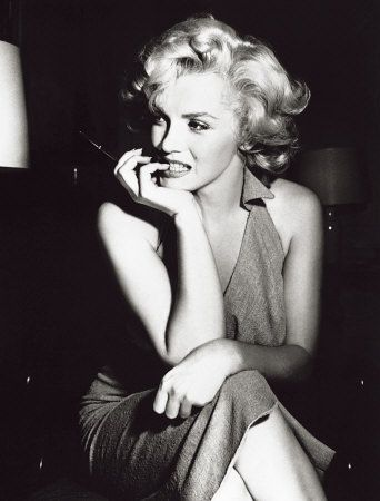 Oh how Marilyn Monroe could show expression.