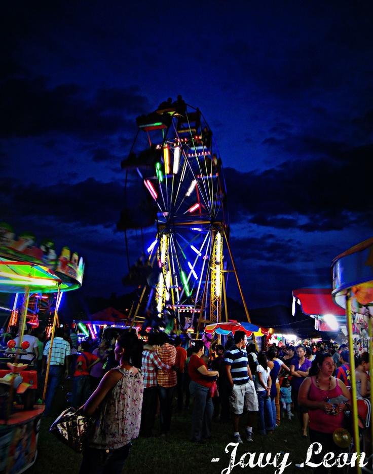Feria de Jutiapa, Guatemala