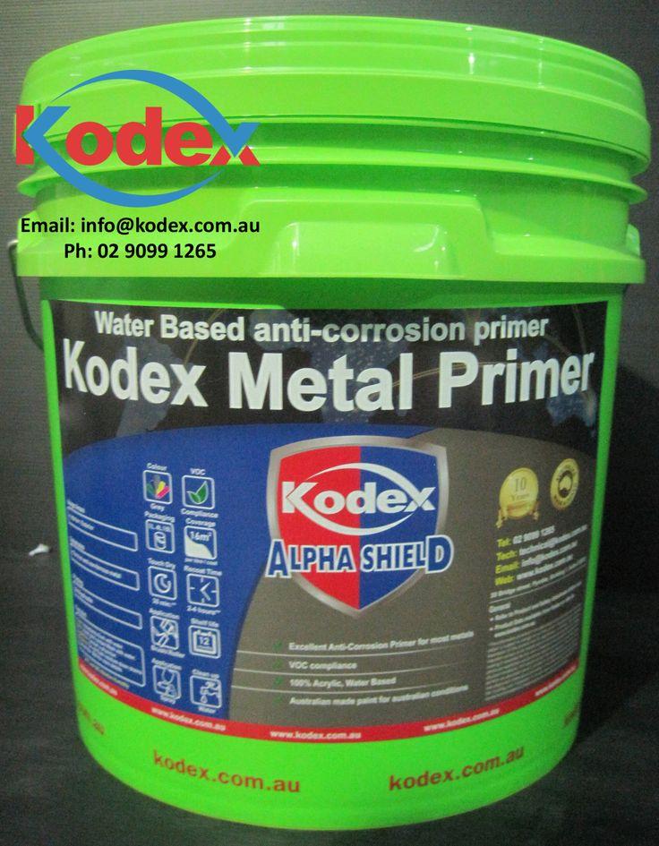 Kodex metal primer