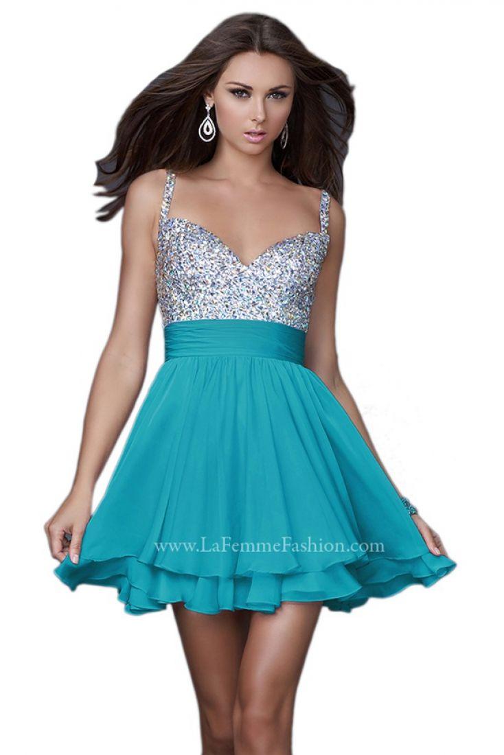 9 best semi formal images on Pinterest   Party wear dresses, Semi ...
