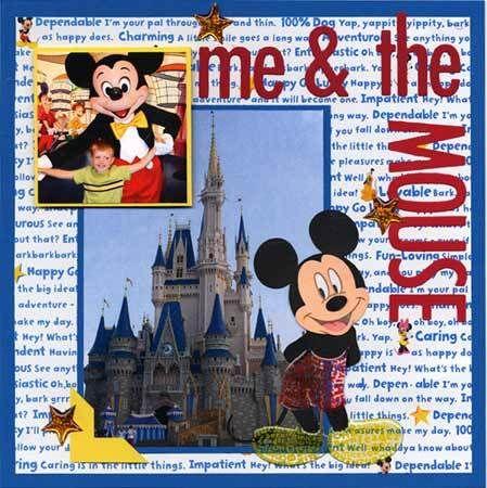 Disney: Scrapbook Ideas, Disney Scrapbook Layout, Scrapbook Disney, Scrapbooks, Disney Scrapbook Pages, Scrap Books, Disney Layout, Scrapbook Layouts Disney, Scrapbooking Layouts Disney