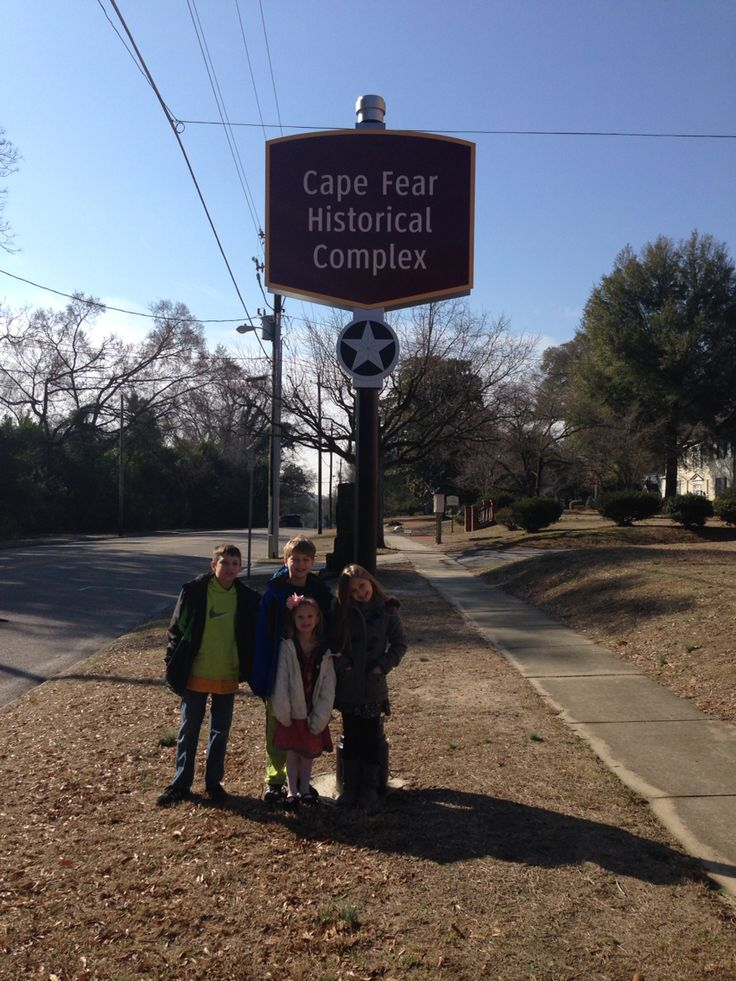 Cape fear historical complex fayetteville nc cape fear