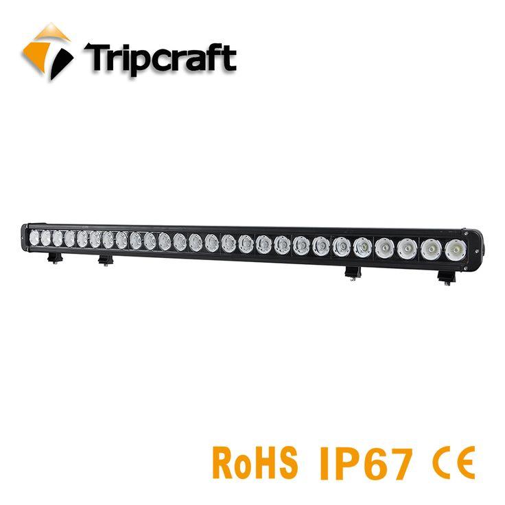 42.4'' inch LED CAR WORK LIGHT High Power 260w led offroad light bar spot flood combo beam led ramp lamp for car truck tractor