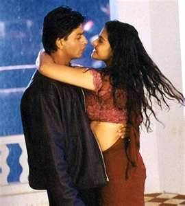 Shahrukh Khan and Kajol - So romantic!!! Kuch Kuch Hota Hai (1998)
