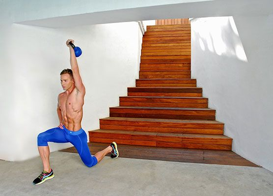 A Cardio Kettlebell Workout That Will Crush Calories By JASON WIMBERLY / Posted October 20, 2015   --Read more: http://www.livestrong.com/blog/cardio-kettlebell-workout-will-crush-calories/#ixzz3ybuqdjuI