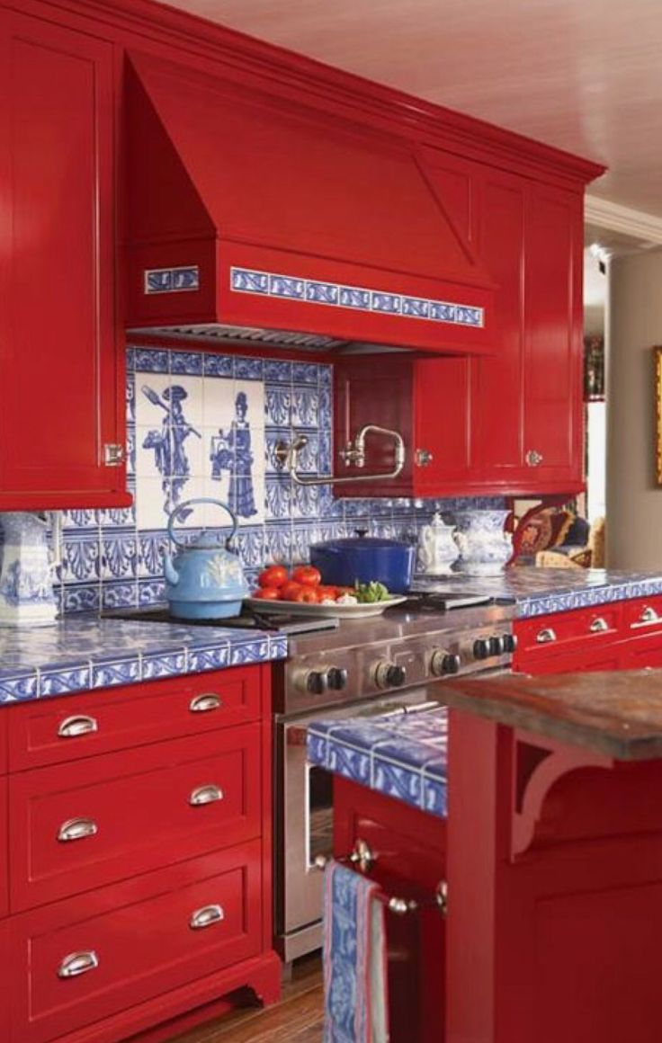 Retro Red Kitchen 17 Best Images About Cottage Retro Decor Red Turquoise On