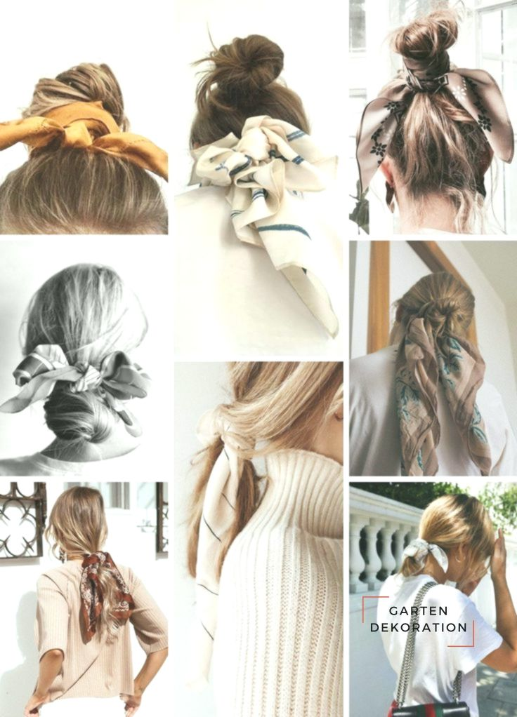 Different Hairstyles Hairstyles Hairband Various Scarf Hairstyles Hair Styles Different Hairstyles