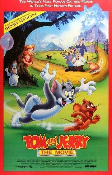 Tom And Jerry The Movie 1992 Tom And Jerry Movies Tom And Jerry Cartoon Tom And Jerry