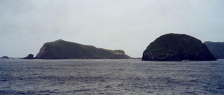 Diego Ramirez Islands. Archipielago Diego Ramirez. Cabo de Hornos. CHILE. XII Región de Magallanes y Antártica Chilena.  Foto de: Andux