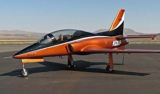 ViperJet MKII Personal Jet Aircraft.