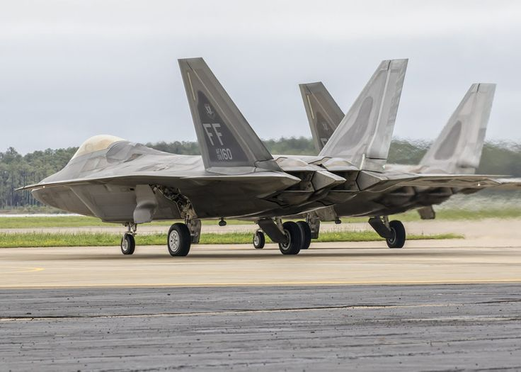 The West's Best Fighter Jets, Together in Virginia | War Is Boring