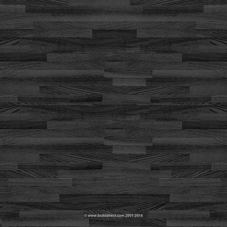 Foam Rubber Tiles - WoodGrain Collection - Knoxville Black