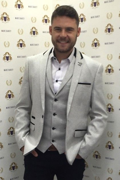 GLEN Tweed Blazer As Seen On Danny Miller