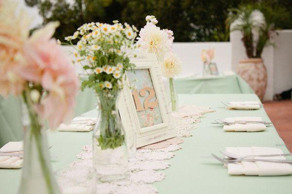 Mintgrün Idee und Hochzeitseinladungen | Hochzeitsblog Optimalkarten